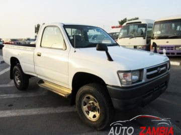 Toyota Hilux Pick Up 4WD