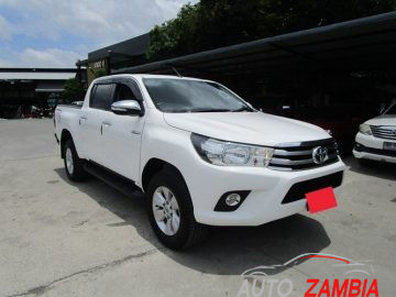 2015 TOYOTA DOUBLE CAB 2WD AT
